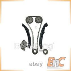 Timing Chain Kit Borsehung Oem 03c198229d B16296 Genuine Heavy Duty