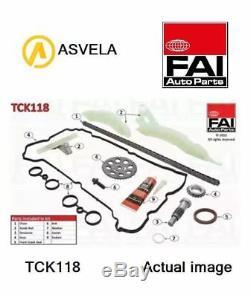 Timing Chain Kit for CITROEN, PEUGEOT, MINI C4 II, B7,5FV, DS4 FAI AutoParts TCK118