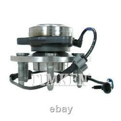 Timken Wheel Bearing and Hub Assembly for 1999-2007 CHEVROLET SILVERADO 1500