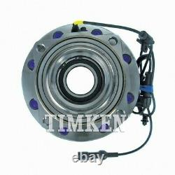 Timken Wheel Bearing and Hub Assembly for 2005-2010 FORD F-250 SUPER DUTY