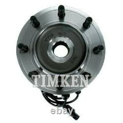 Timken Wheel Bearing and Hub Assembly for 2009-2010 DODGE RAM 3500