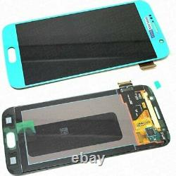 Touch Screen Assembly For Samsung Galaxy S6 G920 Blue Replacement LCD Digitizer