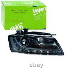 Valeo Front Right Headlight Assembly for 2008-2012 Audi A5 Quattro 2.0L 3.2L wv