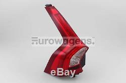 Volvo V60 10-16 Estate Rear Tail Light Lamp Left Passenger Near Side N/S OEM