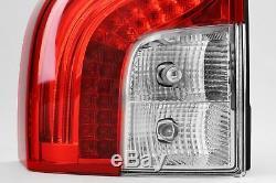 Volvo XC90 06-14 LED Rear Light Lamp Left Passenger Near Side N/S OEM Hella